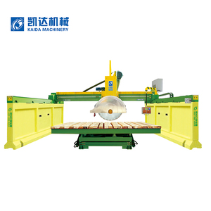 high precision granite bridge saw stone cutting machine with cheap price