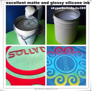 SOLLYD screen printing plastisol pvc ink for t shirt printing ink