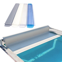 Automatic Swimming pool cover | slatted swimming pool cover