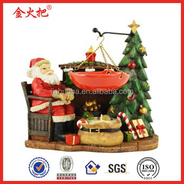 Santa Fragrance Oil Burner