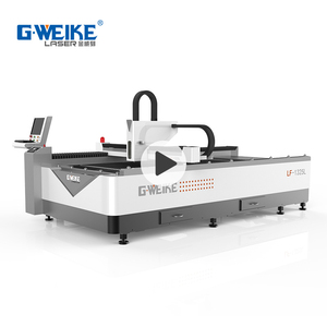 500W / 1000W Stainless steel / Aluminum / Copper / Iron / Steel Metal CNC Fiber laser cutting machine