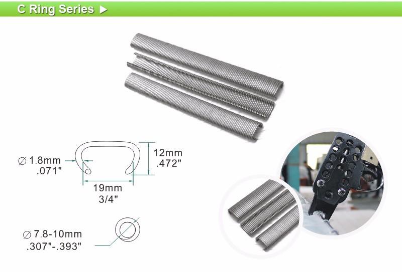 China Supplier Direct Sale Meite Sc7e Air C Ring Nail Gun Hog Ring ...