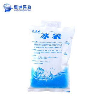 Injecting Reusable and Non-toxic Ice Pack Ideal for Vaccine Blood Seafood Drinks Cold Storage orTransportation
