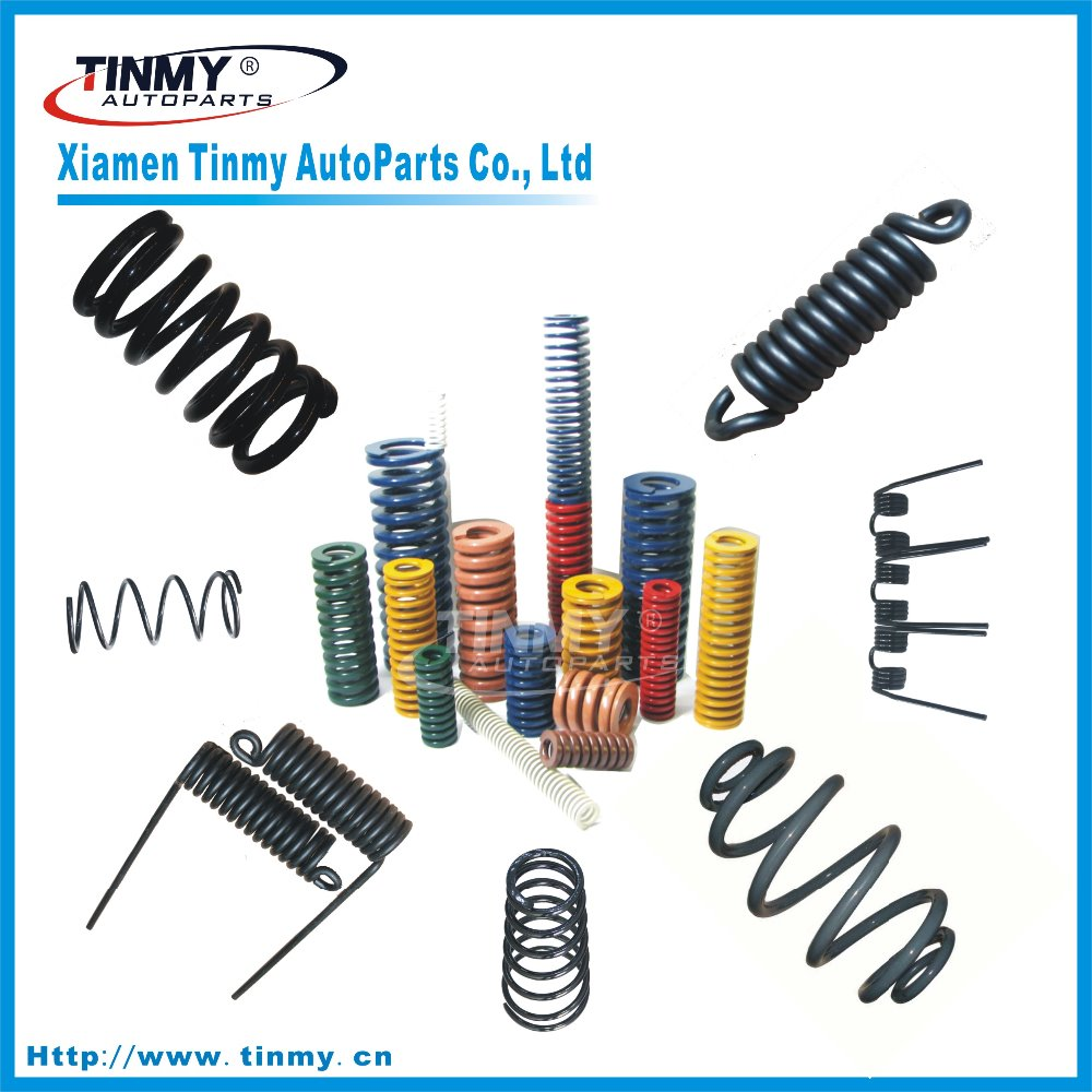 Coil Spring for industrial equipment