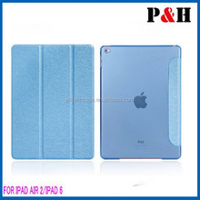 New Arrival Notebook leahter case for ipad air 2,for ipad air 2 leather case