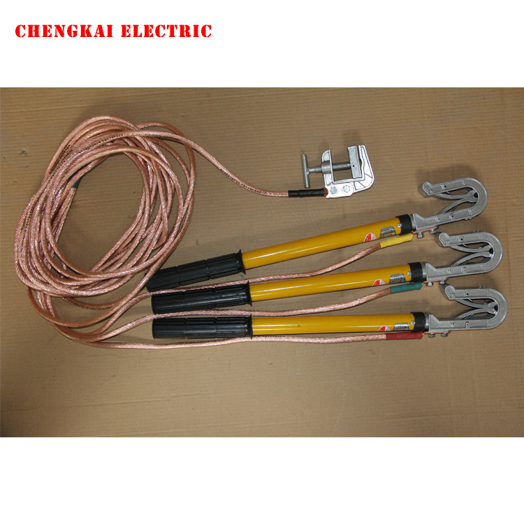 we are factory portable earthing equipment