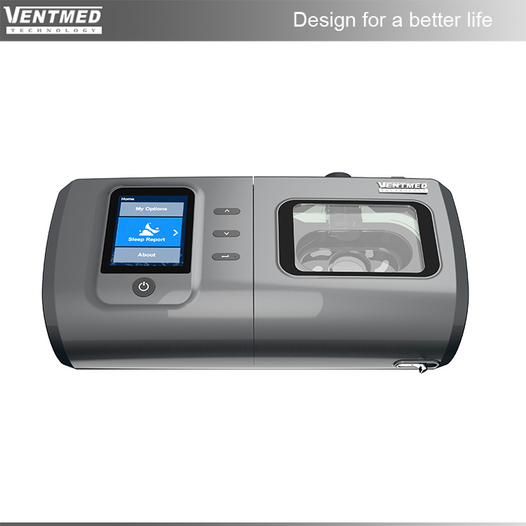 Auto Cpap Breathing Bipap Machine For Sleep Apnea - Buy ...