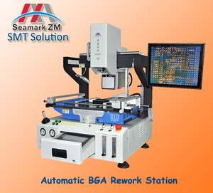 zm6823 t862 rework station full auto bga rework station