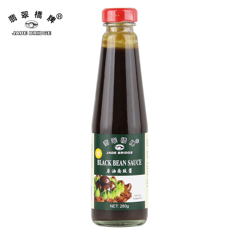 Halal 280g Black bean Sauce China supplier