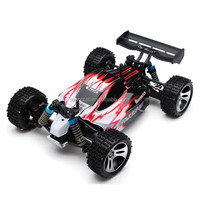 WLtoys A959 Electric Rc Car 4CH Trucks High Speed Radio remote Control car Rc Monster truck, Super Power Ready to Run