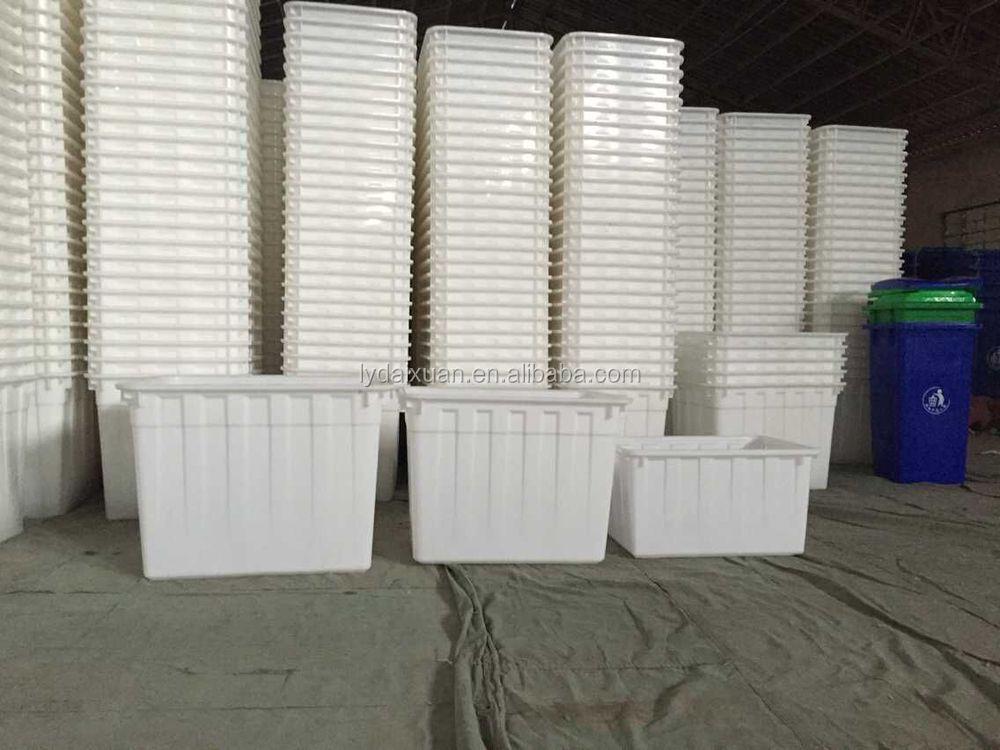 Durable Plastic Fish Farm Breeding Tank Live Fish Container Lfc-06 ...