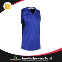 Breathable new designs basketball uniform manufacture