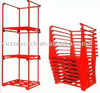 Bon Portable Stacking Racks For Warehouse Rack