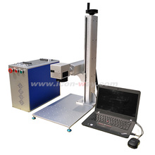 Fiber laser-markering <span class=keywords><strong>machine</strong></span> voor Telefoon sleutels,