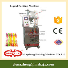 Promotion price high grade JX020 Automatic plastic water bag filling machine