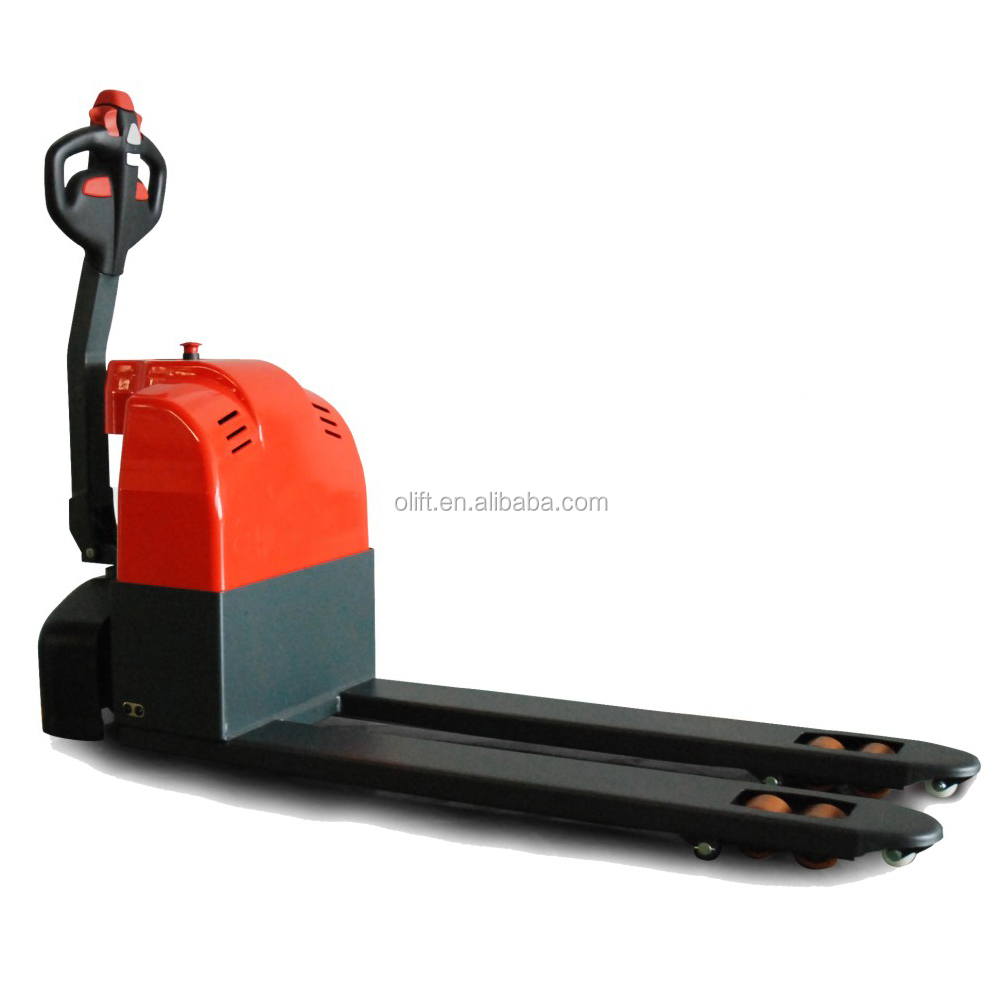 1.5ton electric pallet truck reviews with ISO certificate