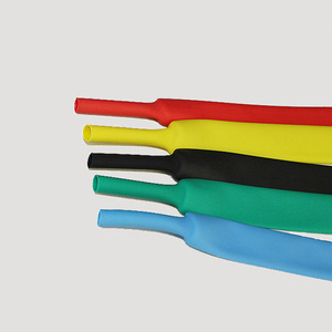 Customized Color and specification insulation cable protect tube heat shrinkage sleeve