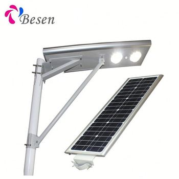 solar street lighting system pole price light with in india lithium