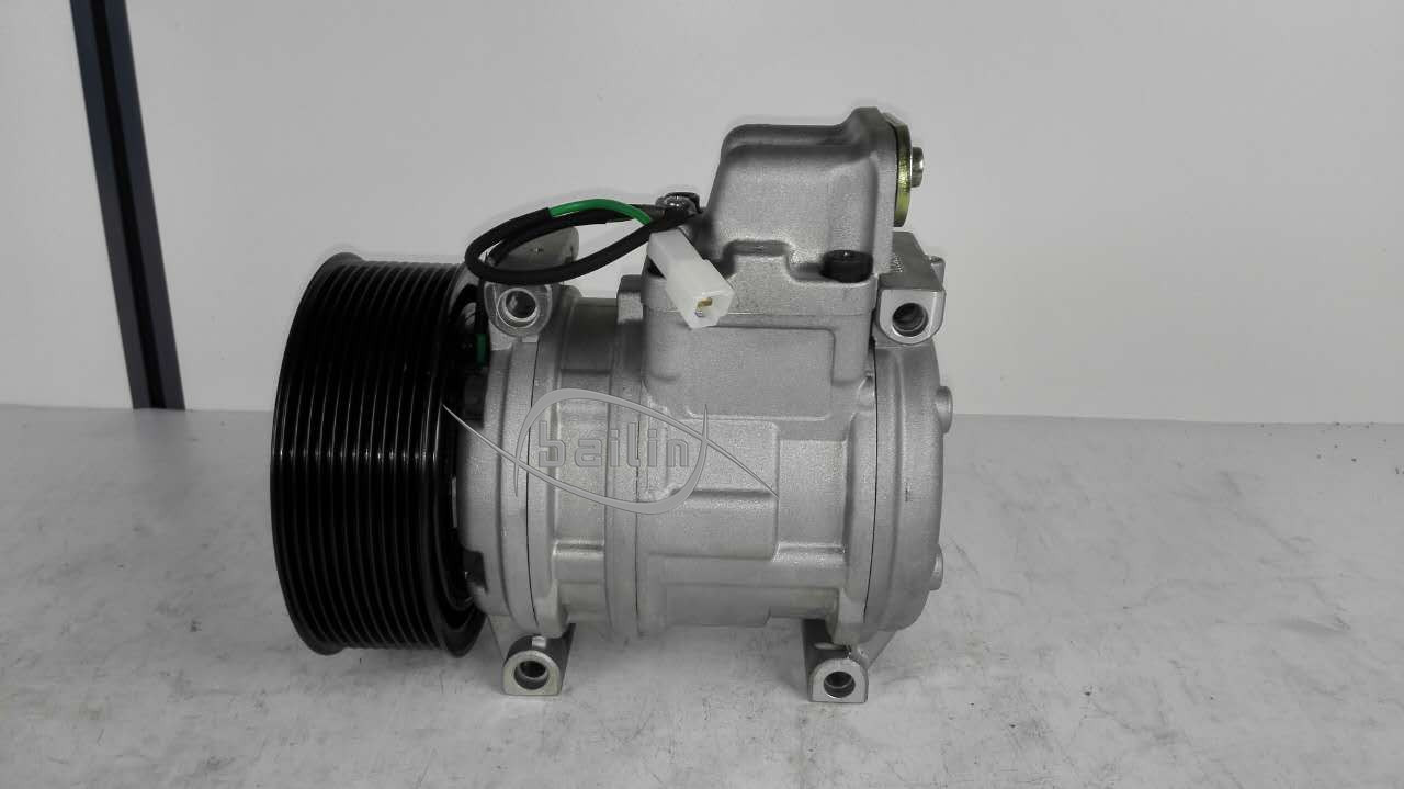 447200 0014 5412301111 Auto Ac Compressor For Mercedes Benz Actros Kompresor Mercy A150 Denso