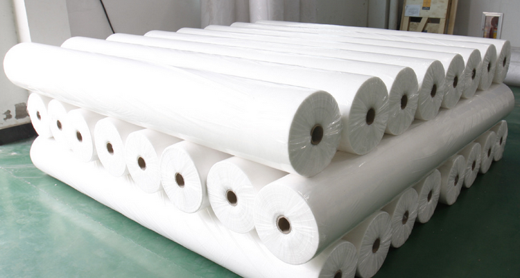 Factory Supplier Customized Spunlance Non Woven Fabric Polyester Viscose Fabric