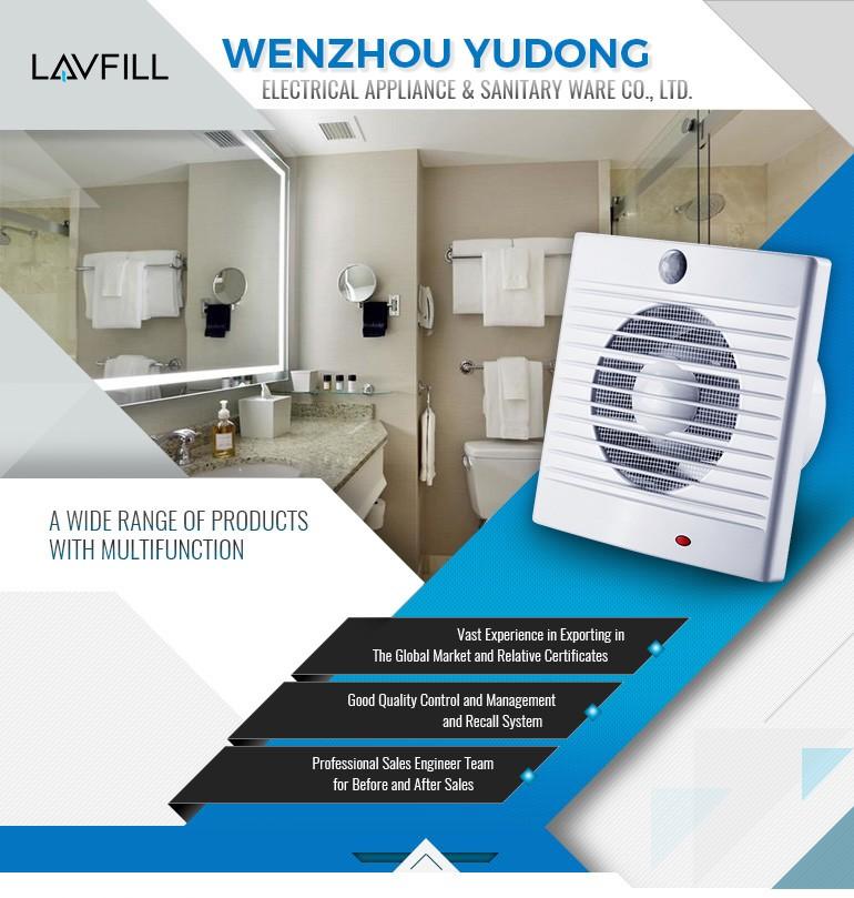 Hochwertig 4 Zoll Badezimmer Ventilator Fenster Küche Ventilator Kleine Wand  Abluftventilator