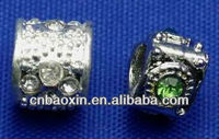 Popular Alloy Hollow Beads Types For Decoration