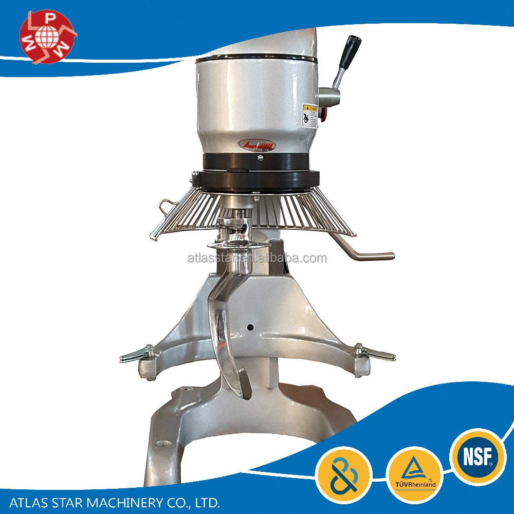 hot sale small wheat flour bakery mixing machine price 20L