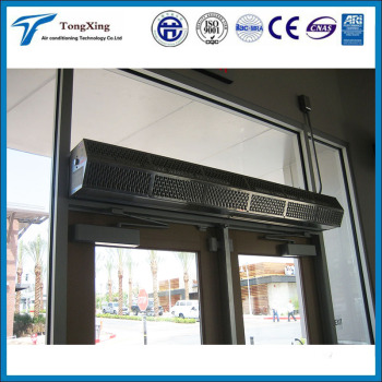 Green Air Magnetic Fly Screen Door Air Curtain