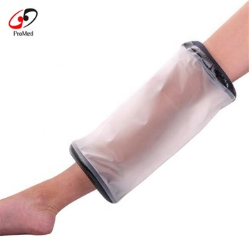 Shower wound athlete adult bath Dry Wound Care protector Reusable Cast Broken Leg Waterproof cover