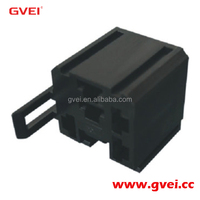 Auto 12V 36V 30A 5pin black power relay socket