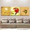 Free Shipping Cheap Price High Quality Funny Parrot Oil Paints On Canvas Hand-painted Funny Birds Parrot Oil Paintings