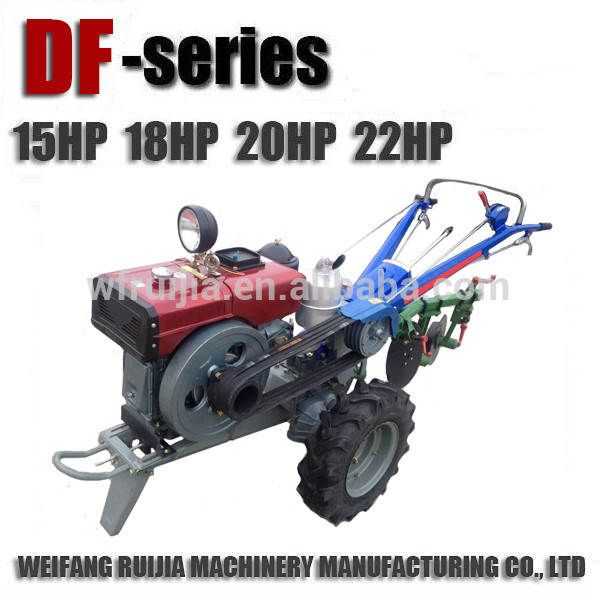 Alibaba China Supplier 8-22hp Famous Brand Diesel Engine Walking ...