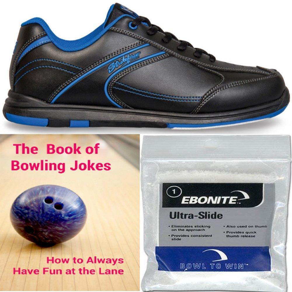 b4db3b6c790f5 Buy Etonic Perfect Slide Bowling Shoes - Black w  Playing Cards ...
