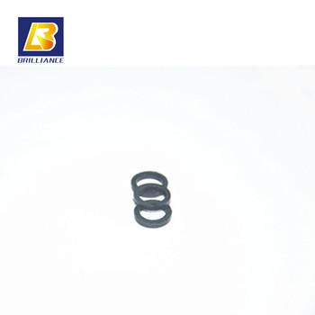 Conductive Elastomer O Rings Emc Emi Shielding Hollow Spliced O ...