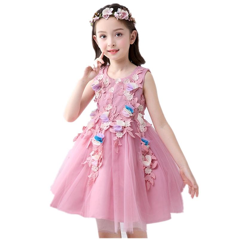 Venta al por mayor vestidos para niñas color purpura-Compre online ...