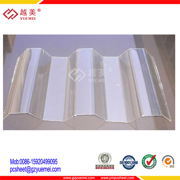 4mm Amp 6mm Amp 8mm Polycarbonate Hollow Sheet For Greenhouse