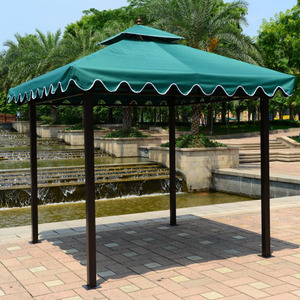 New design fashion used gazebo for sale garden furniture