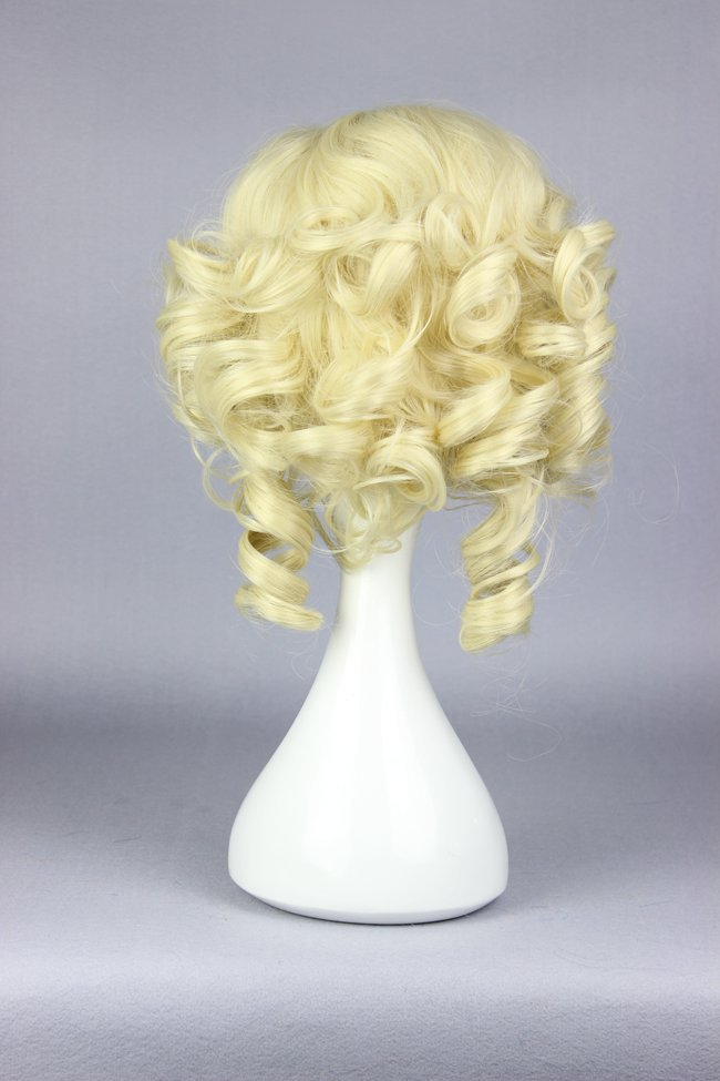 Desiny фильмы золушка изображение godmothe красивая лолита парик аниме парик синтетический короткая золото парики косплей