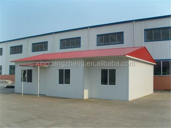 cheap popular movable family prefab house