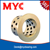 China wholesale brass graphite oilless cylindrical bushes