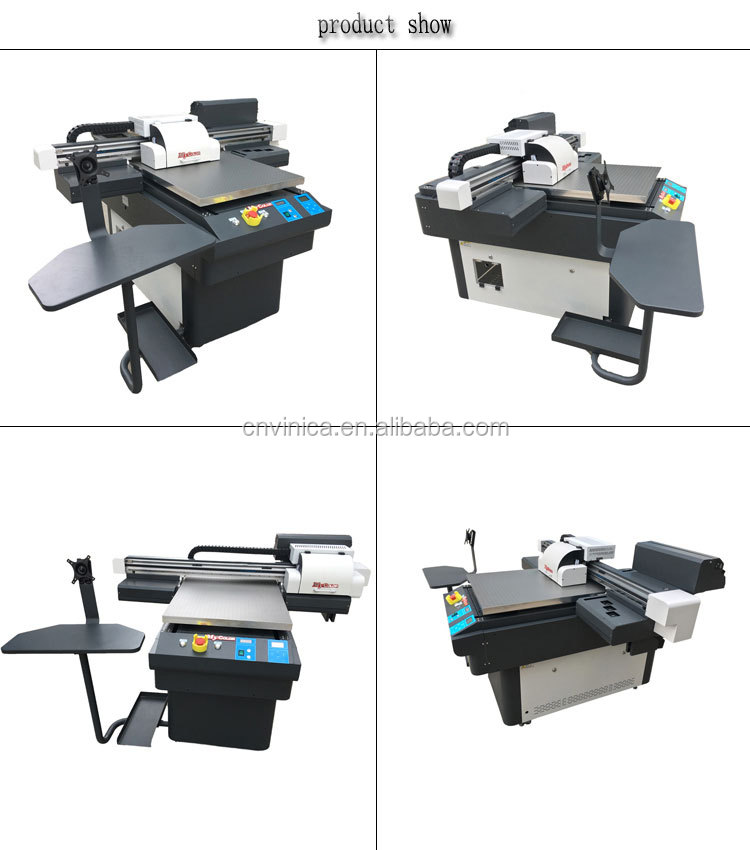 A1 size Audley uv printer 3 head TX800 in China
