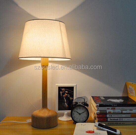 Mesa De China Led lámparas Decorativas Madera Dormitorio Por Iluminación Mayor Lámparas Mesa Buy Nm8n0w