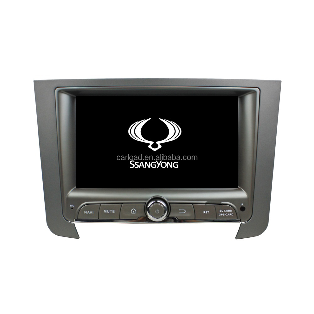 Android 5.1 car dvd gps for Ssangyong Rexton with