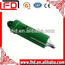 3-stage telescopic marine Hydraulic oil cylinder/Pneumatic Cylinder