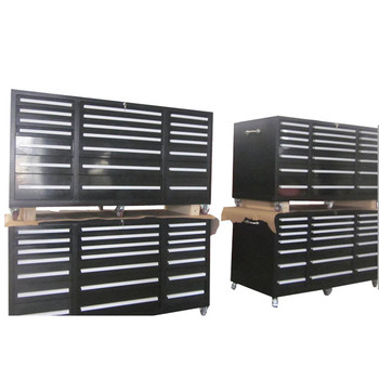 Mental hot sale cheap garage used steel tool cabinet/box chest