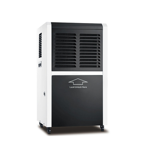 Dorosin 60L used commercial dehumidifier for container and warehouse use