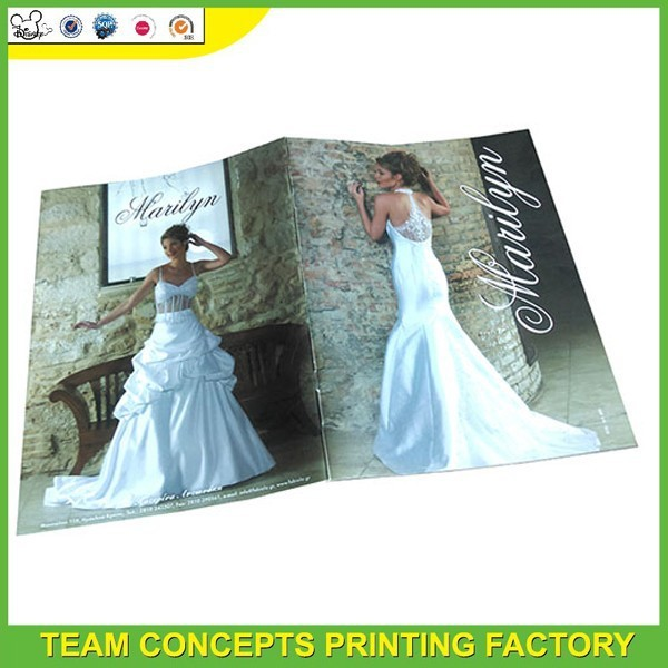 Pantone Garment Brochure Design Wholesale, Printing Services ...