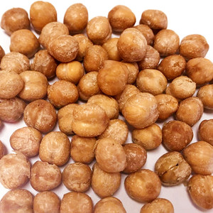 Discount available high quality roasted salted organic chickpeas 7 mm