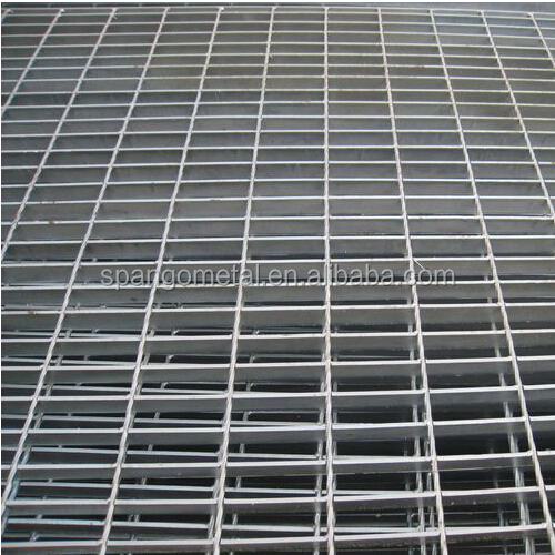 steel grating for construction