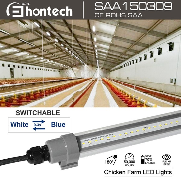 Poultry Control Shed Equipment Chicken Farm Led Light